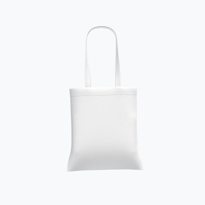 Full print tote bag
